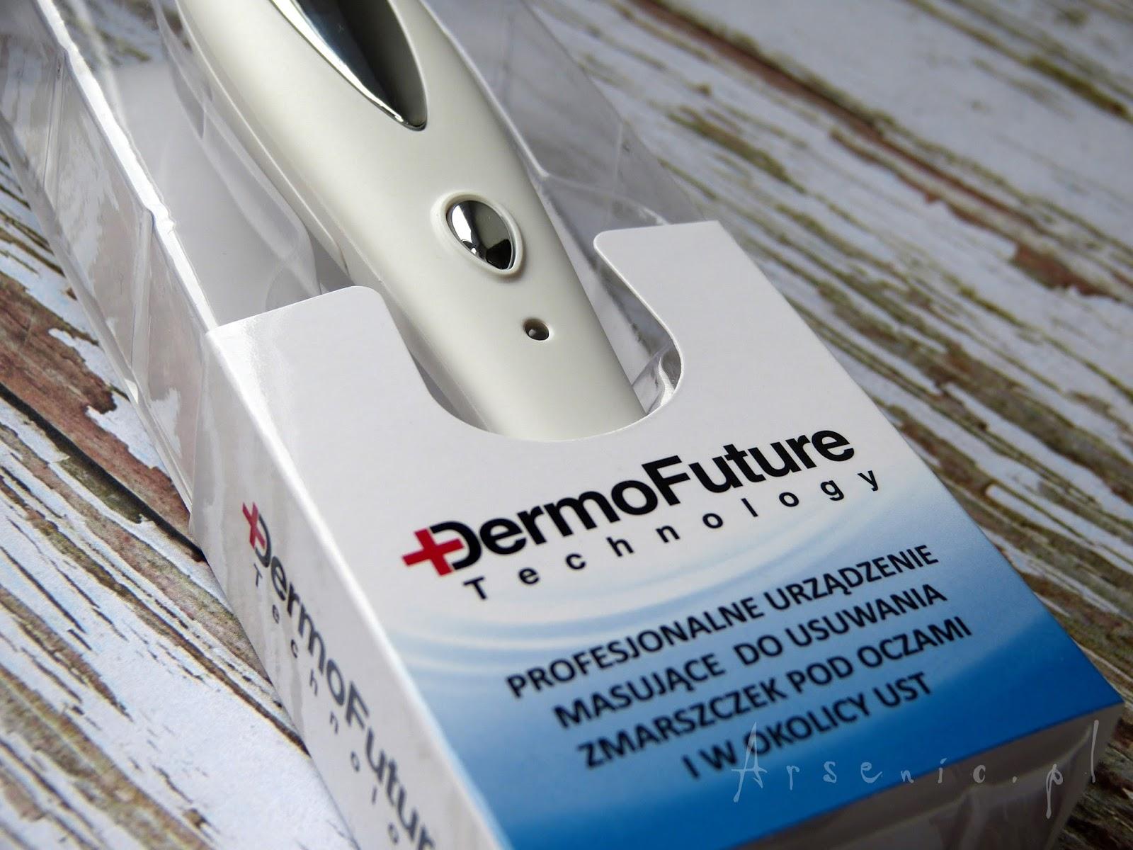 """""""Mały, ale wariat"""" - gadżety do masażu i oczyszczania skóry od Dermo Future Precision"""
