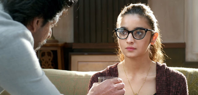 Alia Bhatt as Kaira in Dear Zindagi