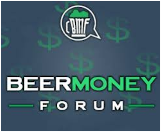 Beer Money Forum Logo