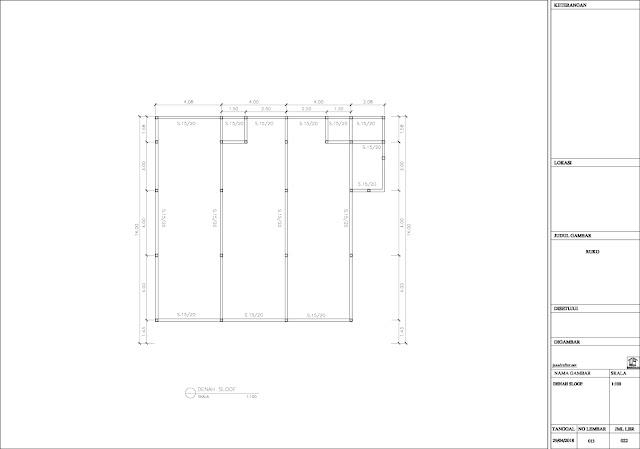 gambar ruko minimalis 2 lantai