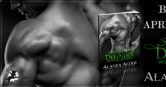 Character Interview & Giveaway - My Defender (Bewitched and Bewildered, Book 8) by Alanea Alder