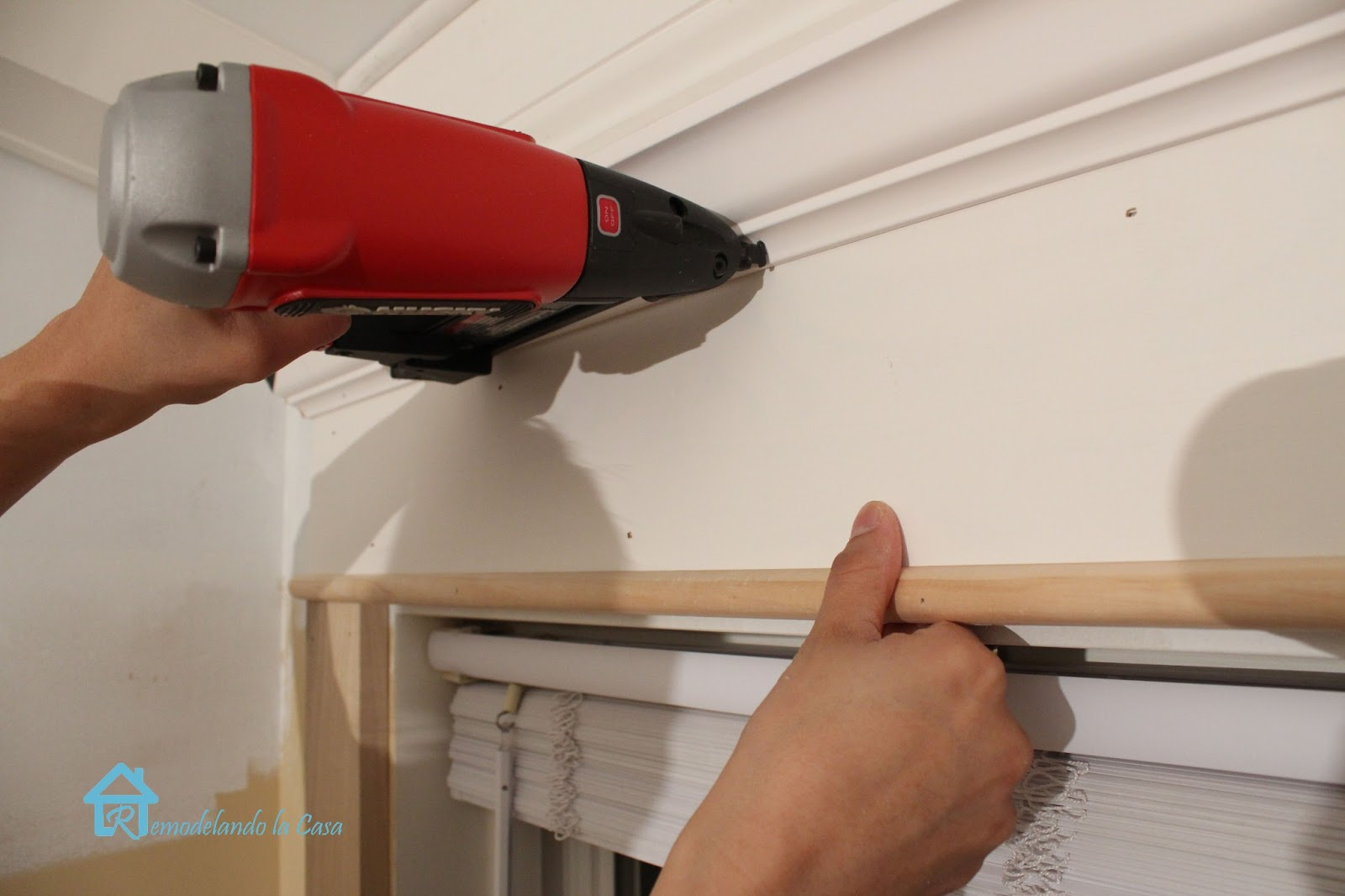 How To Install Window Trim Remodelando La Casa