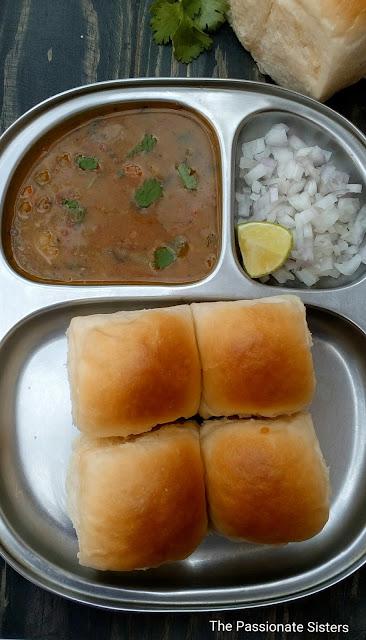Mumbai style Pav Bhaji recipe