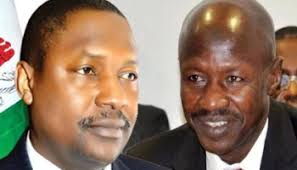 EFCC and AGF