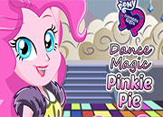 Equestria Girls Dance Magic Pinkie Pie
