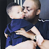 Photogist: Femi Fani Kayode Poses With Son In matching Outfit