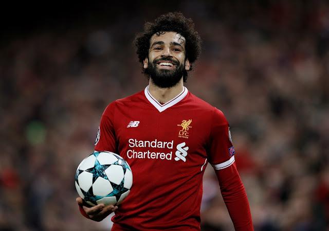 محمد صلاح أفضل لاعب في الدوري الإنجليزي لشهر نوفمبر 2017