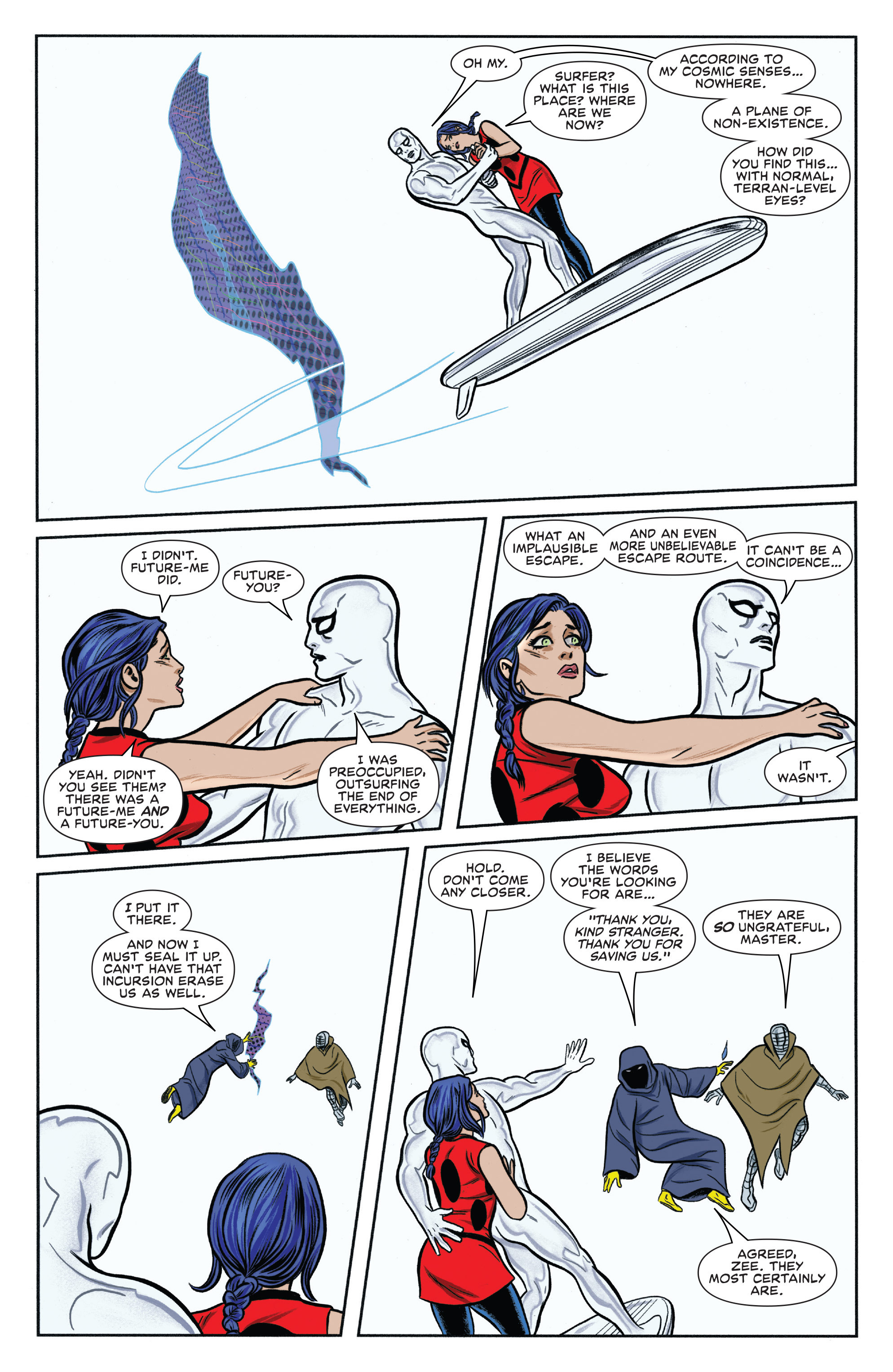 Read online Silver Surfer (2014) comic -  Issue #13 - 14