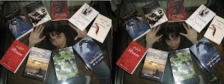 con mis libros
