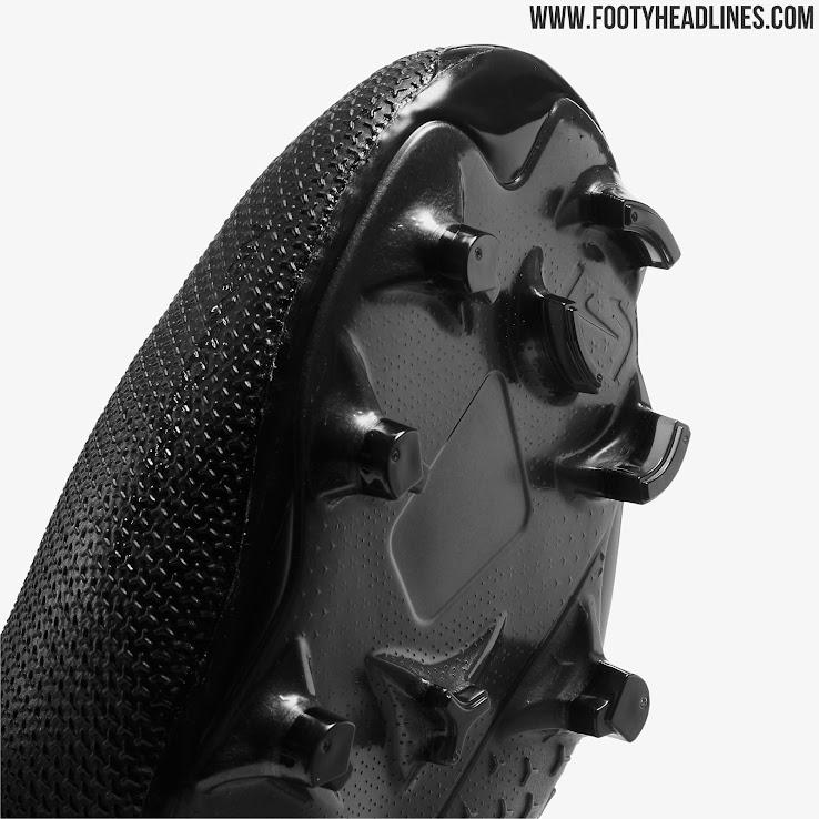 sale retailer cc35f 47819 Blackout Nike Phantom Vision Elite Stealth Ops Boots Released ...