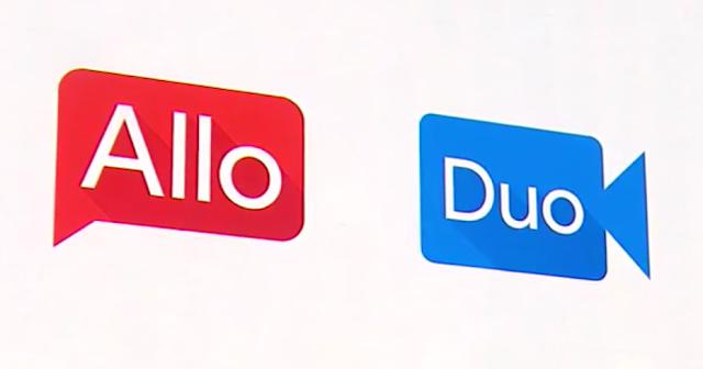 Google Allo And Duo