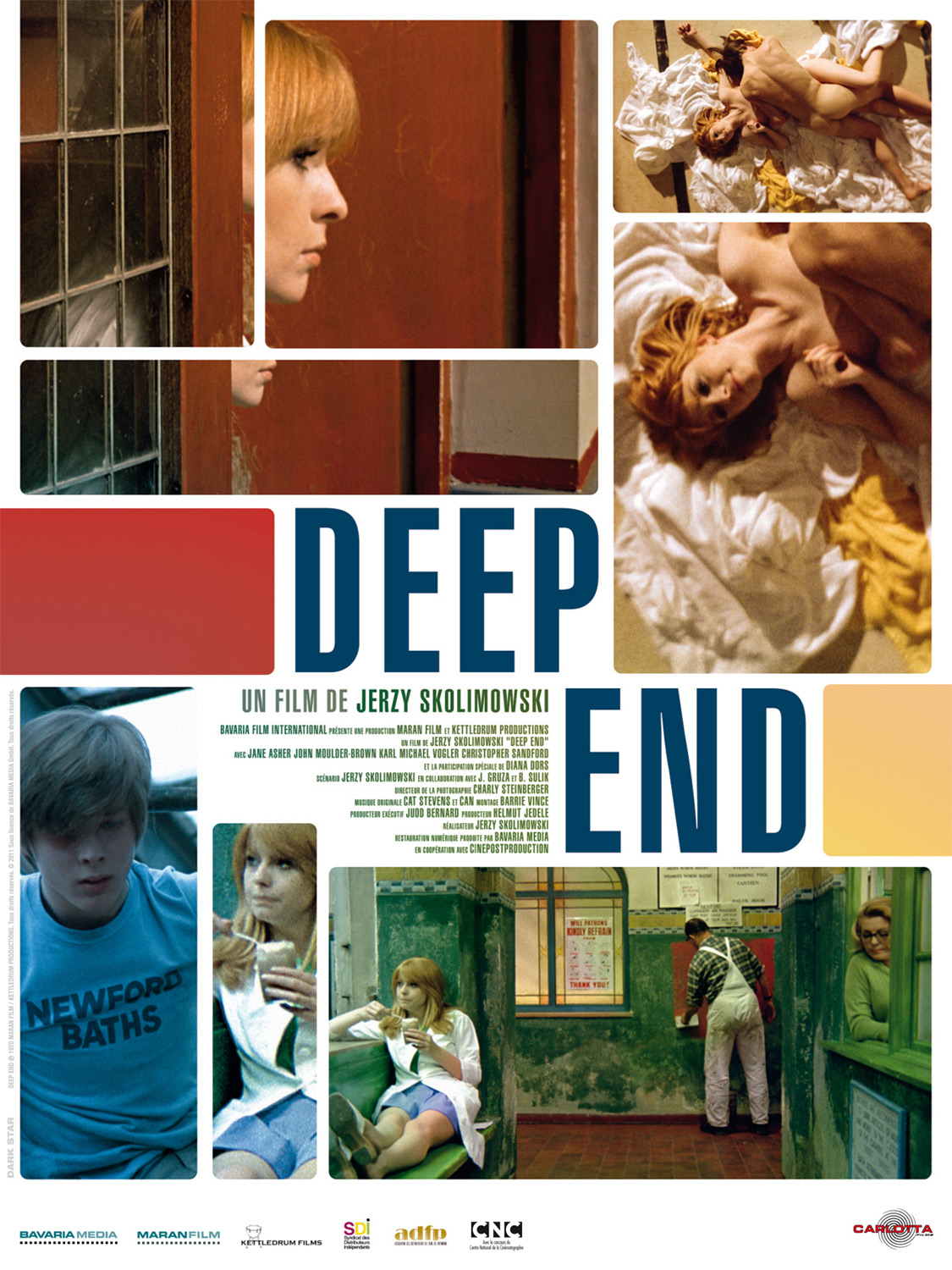 Movies Deep End (1970) Online