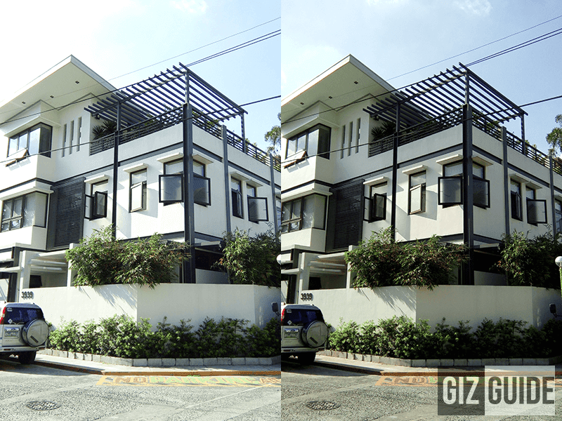 HDR vs Normal mode