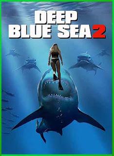 Deep Blue Sea 2 (2018) | DVDRip Latino HD GDrive 1 Link