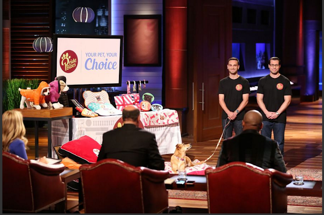 PrideBites on ABC's Shark Tank