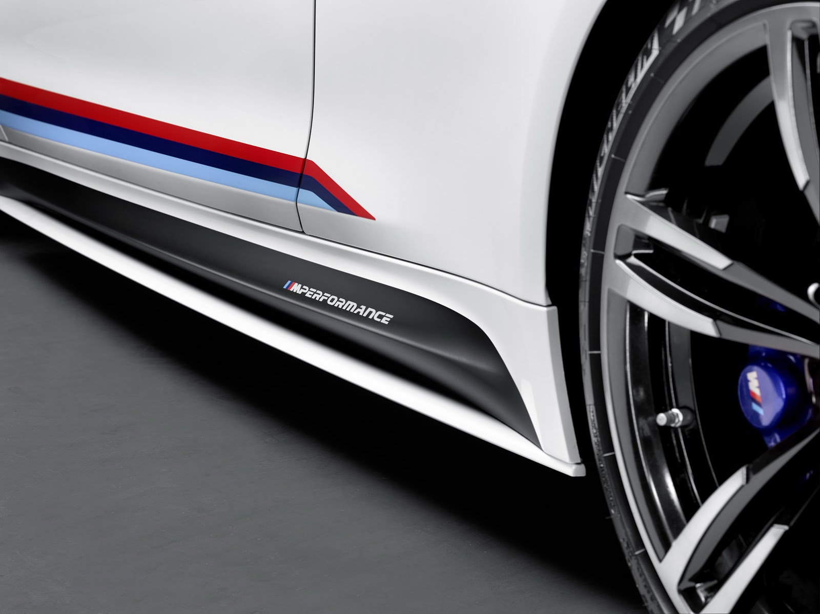 New Bmw M2 Coupe Wears M Performance Parts For Sema