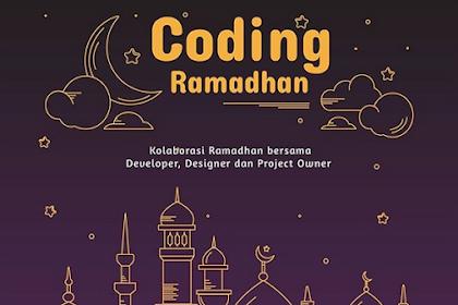 Coding Ramadhan - Beramal Ala Industri Kreatif Kota Pekanbaru