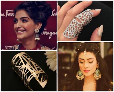 diwali style tips, jewellery styles to wear at diwali