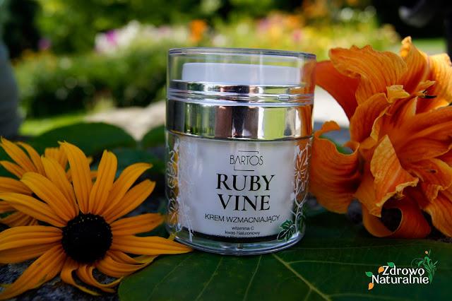 Bartos Cosmetics - Krem wzmacniający Ruby Vine