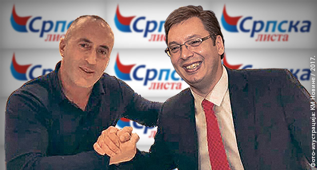 #Kosovo #Metohija #Srbija #Ramuš #Vučić #Edi_Rama #Kriza