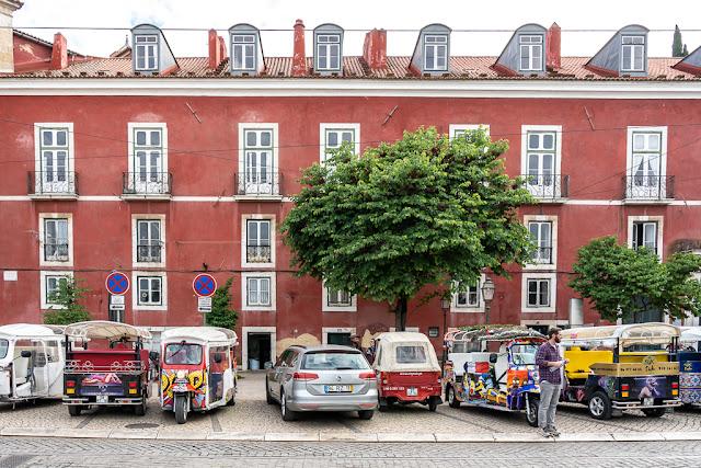 Un paseo por Lisboa - Alfama