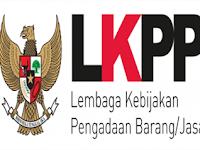 Rekrutmen Pegawai Non PNS LKPP Tahun 2018