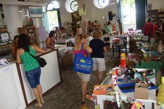 Feira de artesanato em Florianópolis