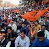 কলকাতায় হিন্দু সংহতির বিশাল সমাবেশ !!!