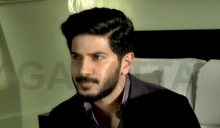 Exclusive Video: Dulquer Salmaan Photoshoot Making