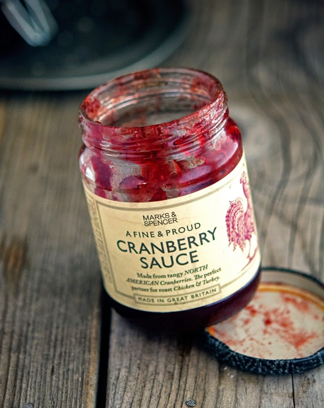 Marks & Spencer Cranberry Sauce