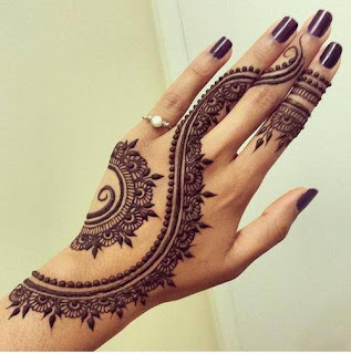 Arabic Mehndi Designs 2017