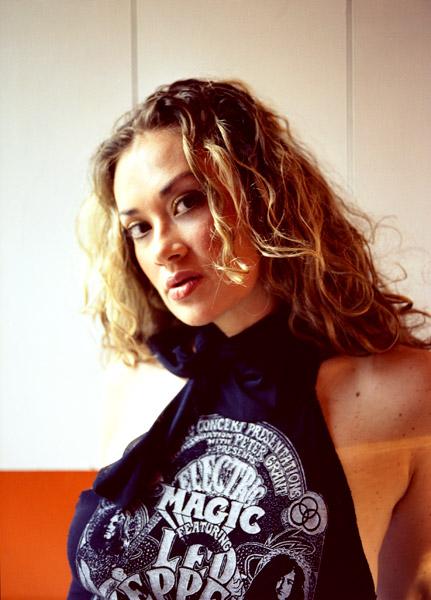 Girl Of Sexy Dana Fuchs