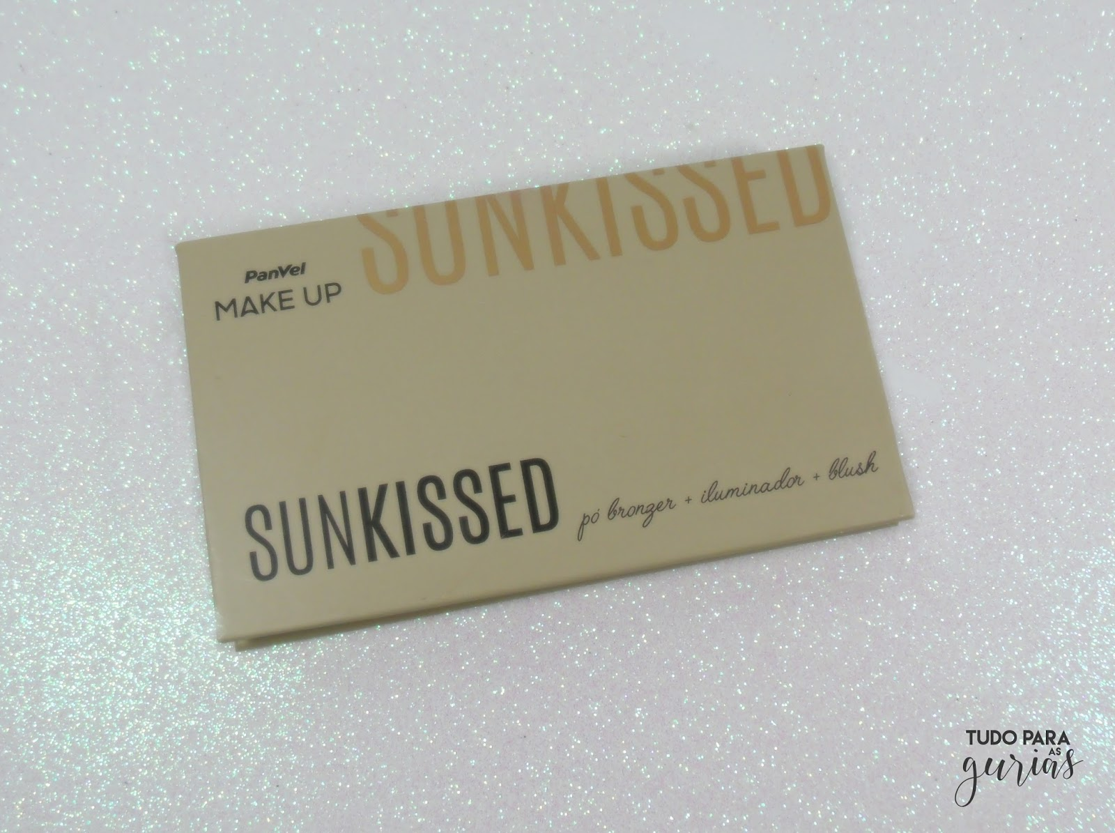 RESENHA: PALETA SUNKISSED DA PANVEL MAKE UP.