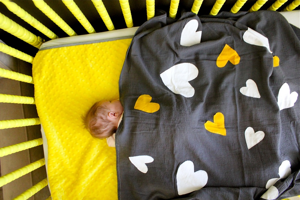 Swaddle Blankets Made Everyday