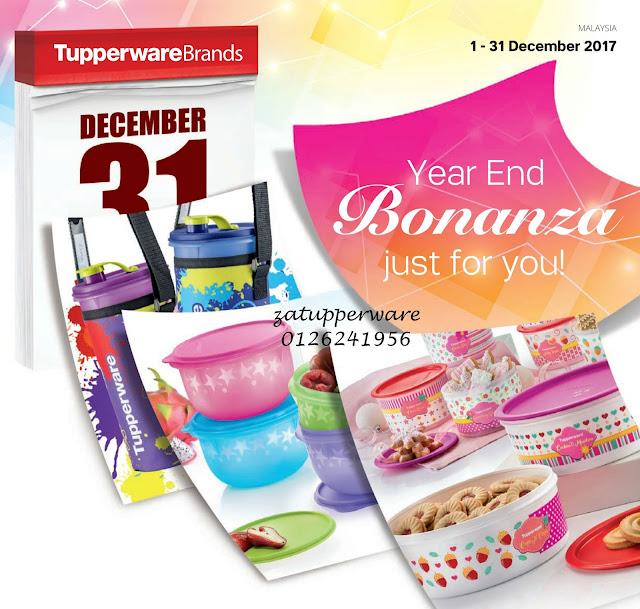 Tupperware Mini Catalogue 1st December - 31st December 2017
