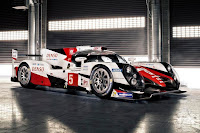 Toyota TS050 Hybrid LMP1 2016 Front Side
