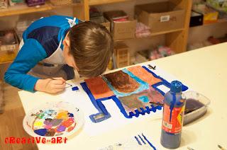 Cursuri pictura copii Brasov