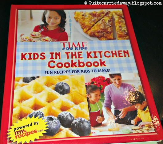 Kids in the Kitchen Cookbook Review