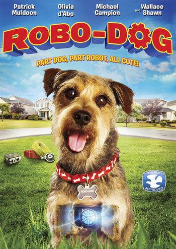 Robo-Dog โรโบด็อก เจ้าตูบสมองกล