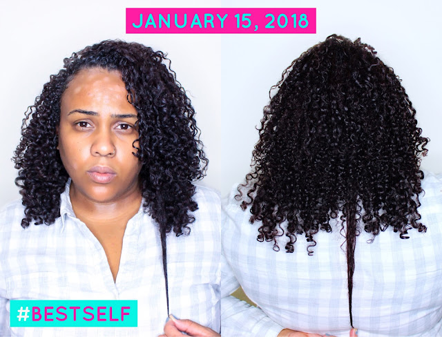 Growing Long Natural Hair and Getting Healthy with Camille Rose Naturals Super Food Vitamins