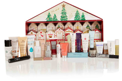 marks and spencers beauty advent calendar 2017