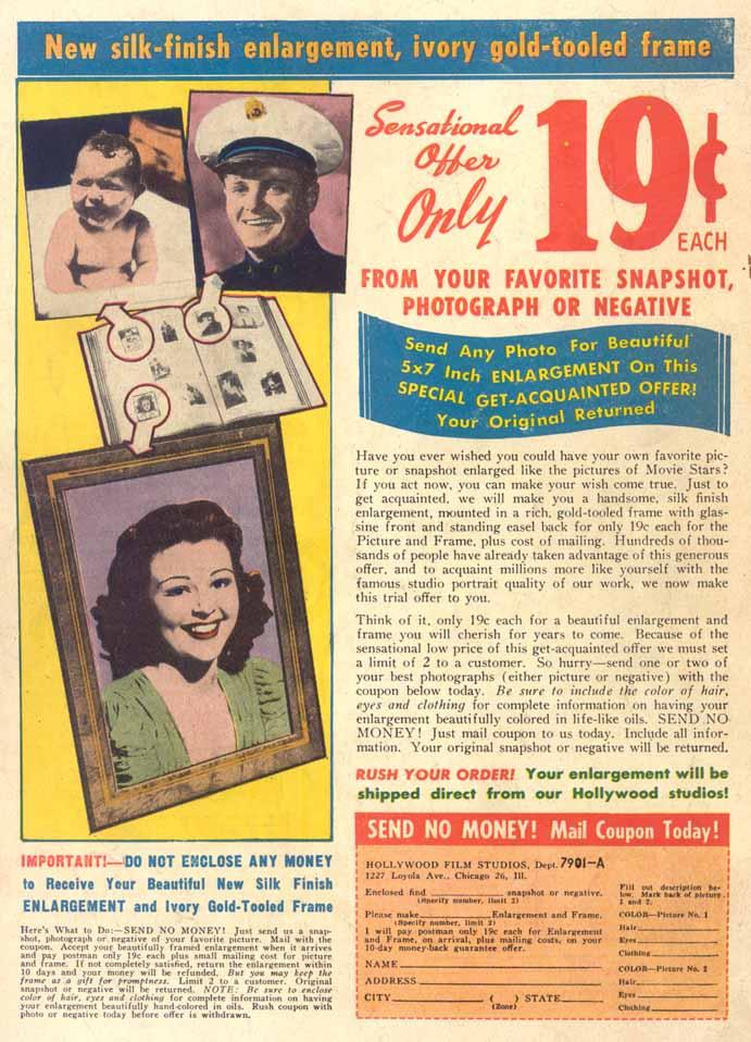 Read online Detective Comics (1937) comic -  Issue #159 - 52
