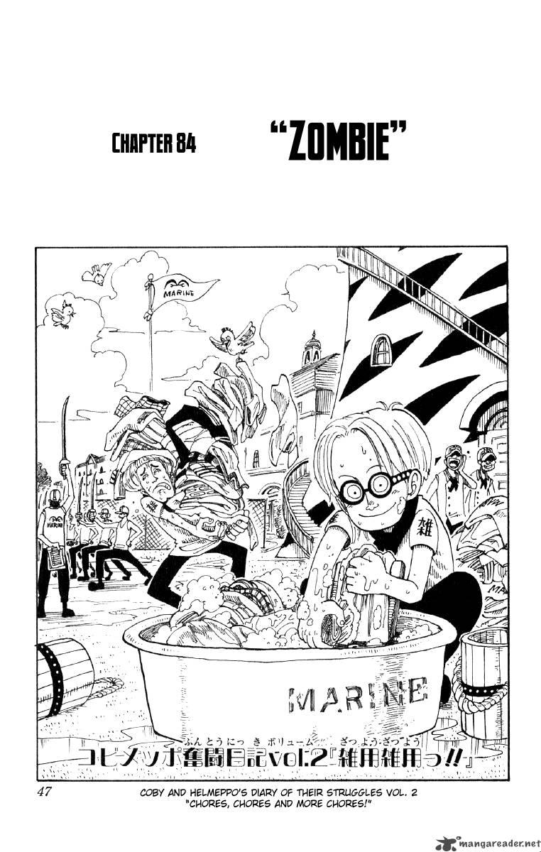 One Piece 084