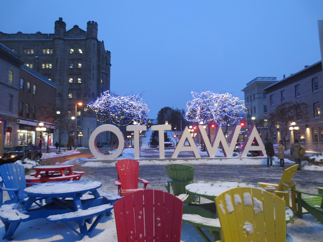 Ottawa sign - photo Kristina Roudiy