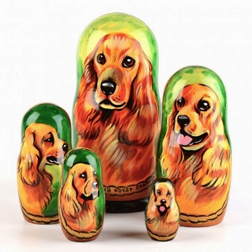 http://www.therussianstore.com/Dog-Russian-Dolls.html