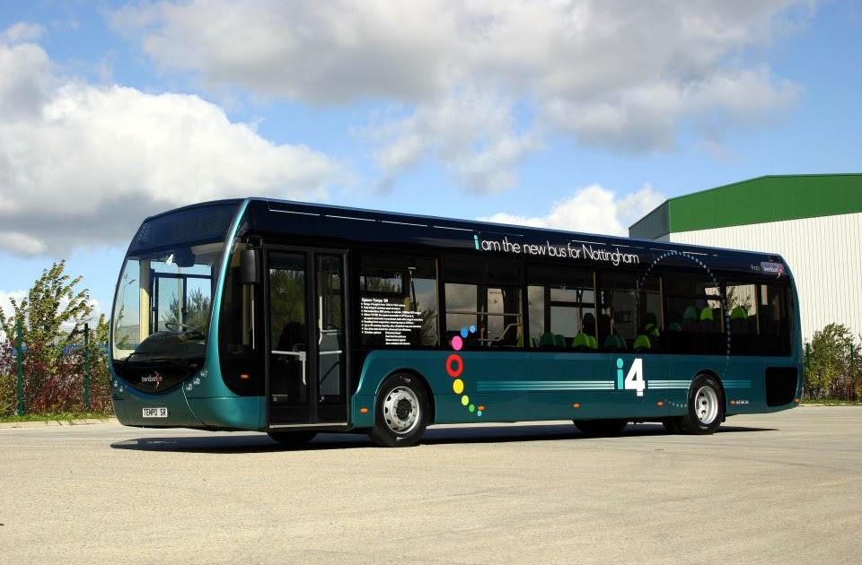 Jamie S Bus Blog Trent Barton S New Optare Tempo Sr S