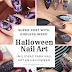 NAIL ART: HALLOWEEN NAILS