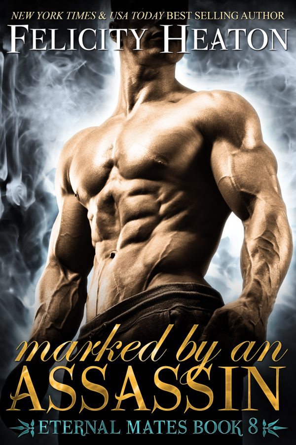 #CoverReveal: Marked by an Assassin by Felicity Heaton (@FelicityHeaton)