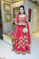 Jenny Honey in Stunning Dark Red Anarkali Dress at Splurge   Divalicious curtain raiser ~ Exclusive Celebrities Galleries 009.JPG