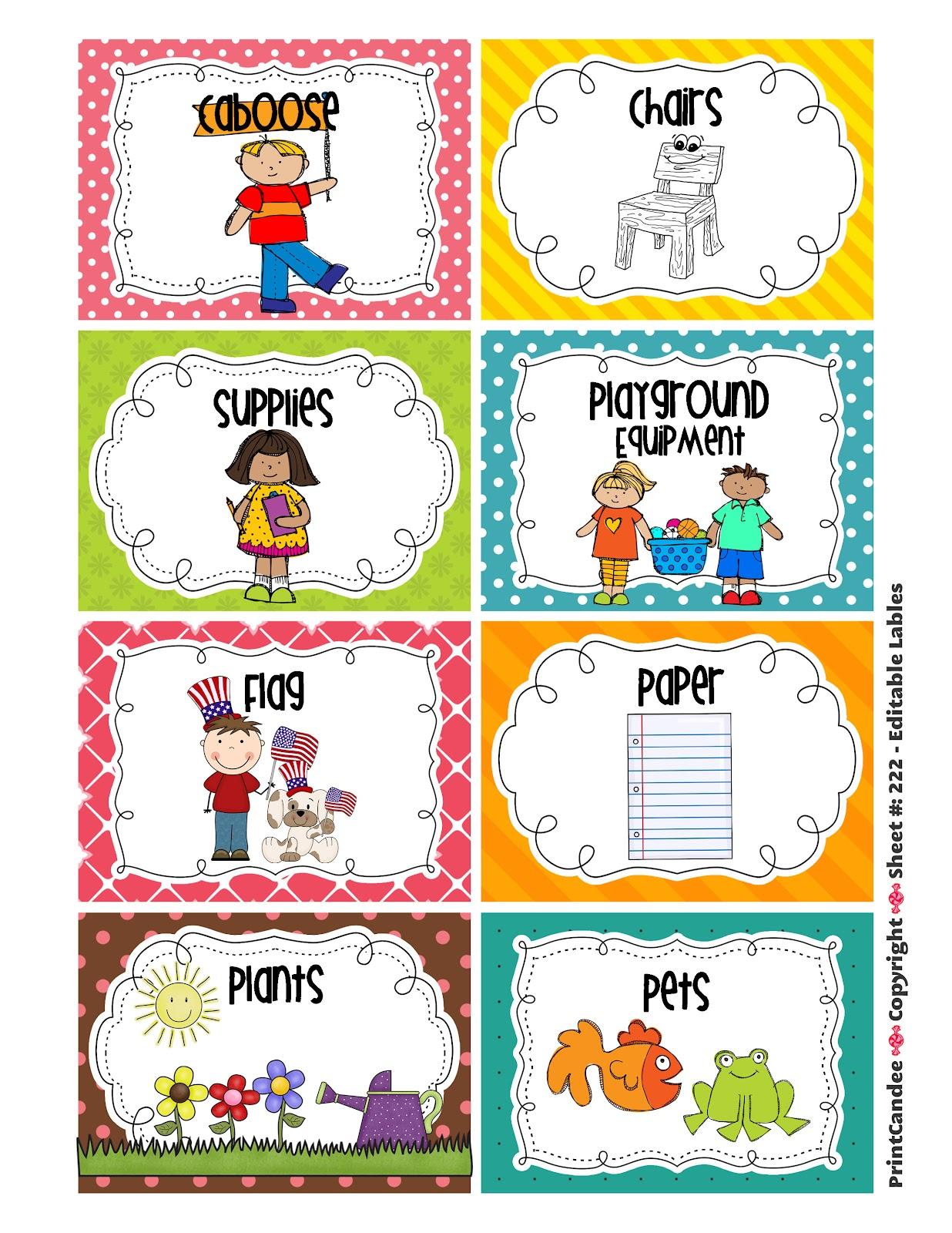 Kindergarten Kapers July